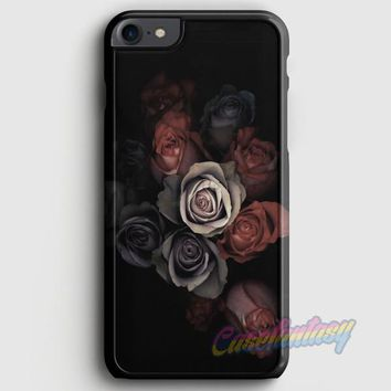 Gorgeous Gothic Rose iPhone 7 Case