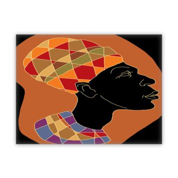 African Fine Wall Art - Essence of Africa Four