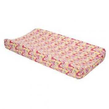 Changing Pad Cover - Dr. Seuss Pink Oh, the Places You'll Go!