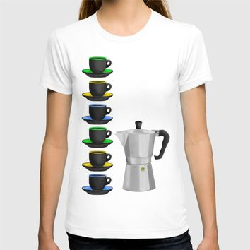 Espresso T-shirt by Mailboxdisco