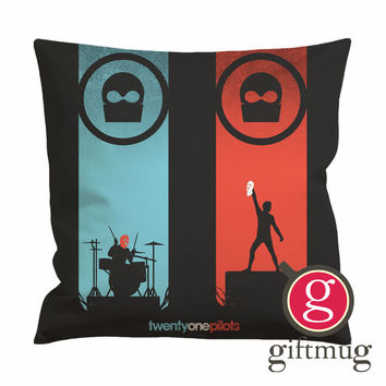 Twenty One Pilots Cushion Case / Pillow Case