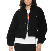 Brooklyn Karma Sherpa Jacket