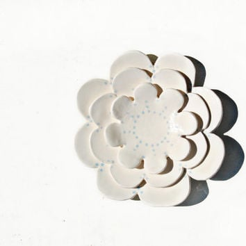 Flower Shaped Plates ,Tea Plate, Appetized Plates, Dessert plate, Dining and Entertaining