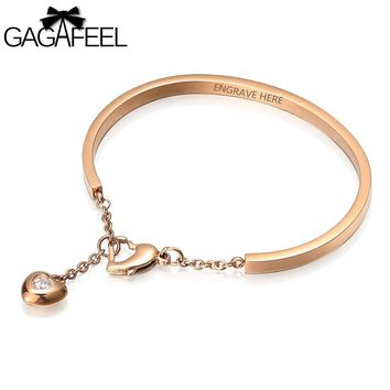 GAPersonalized Jewelry Bracelets & Bangles