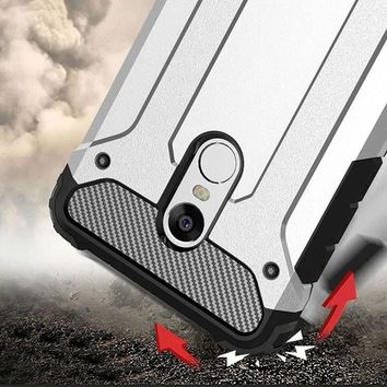 """Case for Xiaomi Redmi note 4 note 4X case with Stand Hard Rugged Impact for Xiaomi Redmi note 4 Pro prime 5.5"""" Case"""