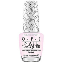 OPI Nail Polish Lacquer - Hello Kitty 2016 Collection, 0.5 Fluid Ounce (NL H82-Let's Be Friends!)