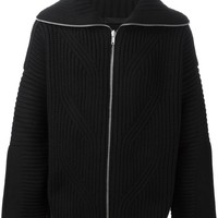 Alexander McQueen chunky knit cardigan