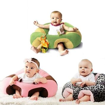 Baby Play Mat Plush Chair For Baby Learn Sit Baby Chair Mat Play Game Mat sofa Kids Learn Stool Gift For Little Children