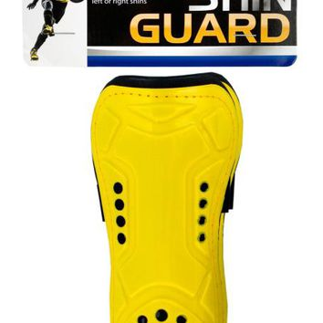 Protective Contoured Shin Guards