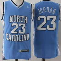 Best Sale Online NCAA University Basketball Jersey North Carolina NC State Wolfpack # 15 Vince Carter Blue