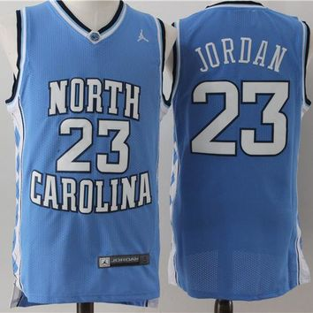ff29da9abb7f Best Sale Online NCAA University Basketball Jersey North Carolina NC State  Wolfpack   23 Michael Jordan