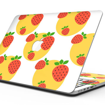 Tropical Summer Love v5 - MacBook Pro with Retina Display Full-Coverage Skin Kit