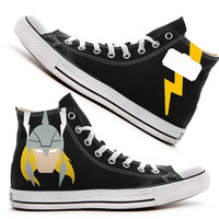Thor Custom Converse / Painted Shoes