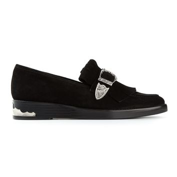 Toga Pulla fringed loafers