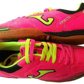 Joma Top Flex - Pink/Citron/Black