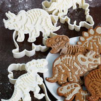 Handmade & DIY Paleo in Comparison Cookie Cutter Set by ModCloth