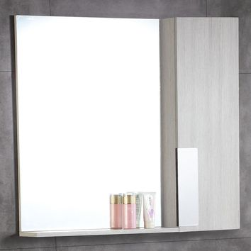 32 in. Mirror cabinet