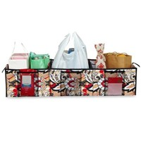 Macbeth Collection Trunk 3 Compartment Shopping Organizer in Serena Brit