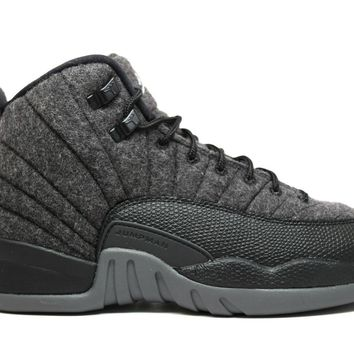 air jordan 12 retro wool gs basketball shoes  number 1