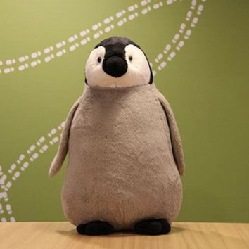 Emperor Penguin Stuffed Animal Plush Toy