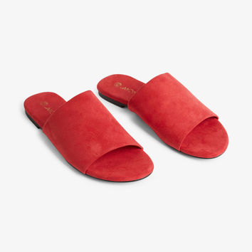 f64158f679b Slippers - Red dragon - Shoes - Monki GB