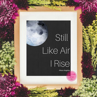 50% Off Sale-Printable Wall Art, Lift Every Voice, Quote printable,Quote Wall Poster  Civil Rights,   African American Art, Black History