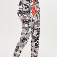 Camouflage Shacket | Topshop