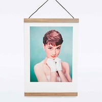 Wooden Dowel Frame in Pine - Urban Outfitters