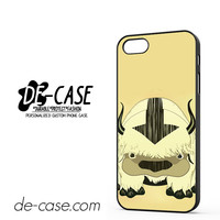 Avatar the Last Airbender Appa DEAL-1166 Apple Phonecase Cover For Iphone 5 / Iphone 5S