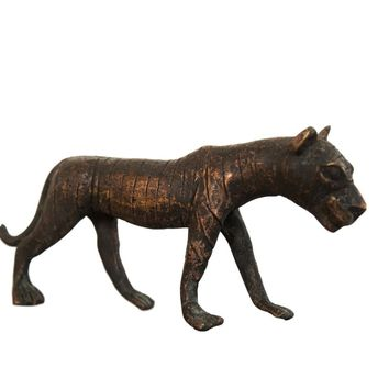 Copper Vintage African Tiger