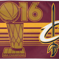 2016 Finals Cleveland Cavaliers 3x5ft Champions Flag 003