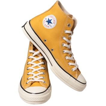 CONVERSE CHUCK TAYLOR HIGH '70 IN SUNFLOWER - SNEAKERS - DEPARTMENTS Federal