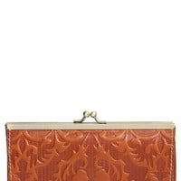 Women's Patricia Nash 'Italian Folklore - Dacia' Leather Wallet