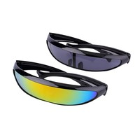 Cycling Goggles Revo Lens Resin Cool Cycling Spectacle Ski Skate Windproof Reflective Sports Sunglasses New Hot Selling