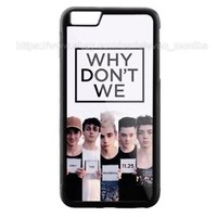 Why Don't We Custom Poster iPhone Samsung 5 5s 6 6s 7 8 X Plus Edge Hard Case