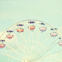 at the fair Art Print by Beverly LeFevre | Society6