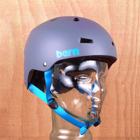 Bern Macon EPS Summer Matte Grey Helmet