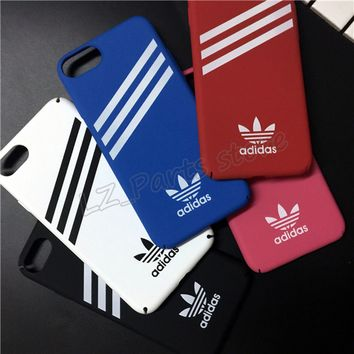 Adidas Design Hard Case Protective Cover for Apple iPhone 6 6s plus 7 8 plus X
