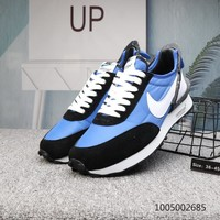 DCCK2 N540 UNDERCOVER x Nike Waffle Racer Sports Casual Shoes Black Blue