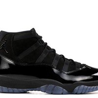 NIKE Air Jordan 11 Retro Cap and Gown 378037 005 Black