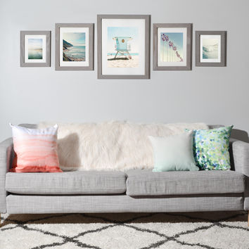 Santa Cruz Summer Gallery Wall Set