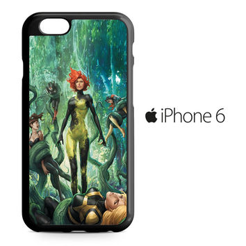 DC Comics Poison Ivy iPhone 6 Case