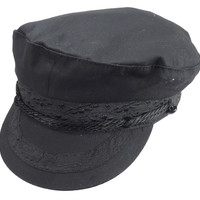Greek Fishing Hat With Adjustable Strap
