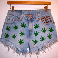 MADE TO ORDER Mary Jane Shorts