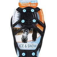 Due North CRD-L/XL Everyday Snow & Ice Shoe Traction Aid, Large/Extra-Large