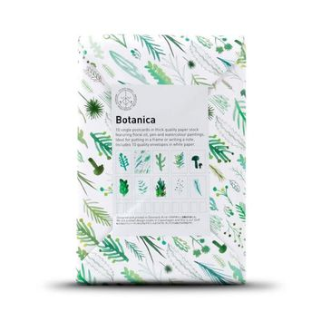 Studio Arhoj Botanica Notecard Set