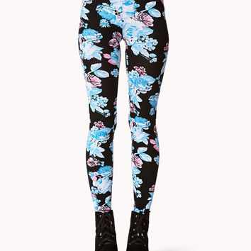 Tea Rose Leggings