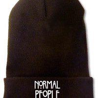 Normal People Beanie