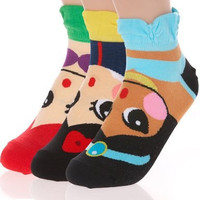 Disney princess womens socks