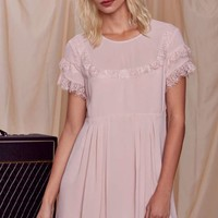 #NASTYGALXCOURTNEYLOVELove, Courtney by Nasty Gal Canyon Club Dress